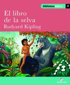 el libro de la selva-rudyard kipling-9788430765027