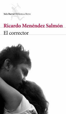 el corrector (ebook)-ricardo menendez salmon-9788432290527
