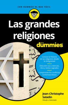 Geekmag.es Las Grandes Religiones Para Dummies Image
