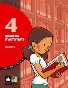 Permacultivo.es Llengua 4 (Quadern Activitats) (Projecte Tram) Image