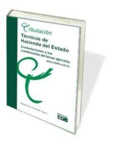 Encuentroelemadrid.es Técnicos De Hacienda Del Estado: Contestaciones A Los Cuestionari Os Del Tercer Ejercicio (Años 206 A 2013) Image
