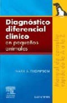 Valentifaineros20015.es Diagnostico Diferencial Clinico En Pequeños Animales Image