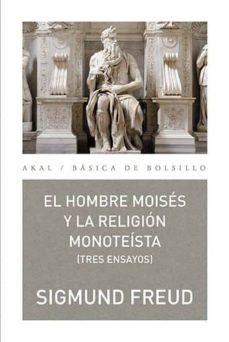Inmaswan.es El Hombre Moises Y La Religion Monoteista: Tres Ensayos Image