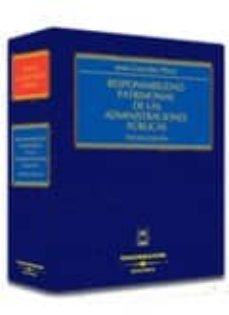Permacultivo.es La Responsabilidad Patrimonial De Las Administraciones Publicas ( 3ª Ed.) Image