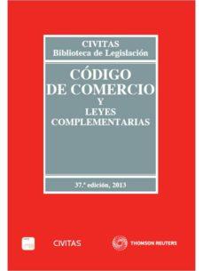 Titantitan.mx Codigo De Comercio Y Leyes Complementarias (37ª Ed) Image