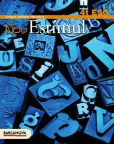 Geekmag.es Nou Estímul 4 Eso. Llibre De L Alumneua Catalana Educación Secundaria Obligatoria - Segundo Ciclo - 4º Image