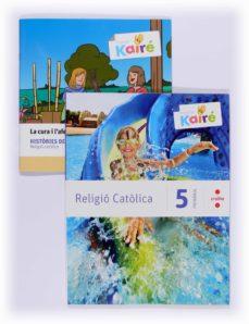 Emprende2020.es Religió (Pack). Kairé 5º Educacion Primaria Ed 2014 Image