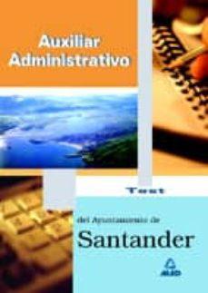 Bressoamisuradi.it Auxiliar Administrativo Del Ayuntamiento De Santander: Test Image