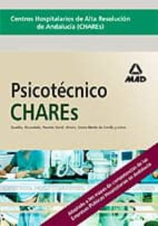 Upgrade6a.es Centros Hospitalarios De Alta Resolucion De Andalucia (Chares): P Sicotecnico Image