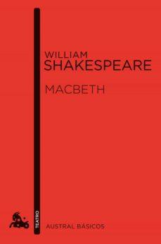 macbeth-william shakespeare-9788467024227