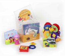 Geekmag.es Caja Regalo Para Bebes: Juegos Para Descubrir Image