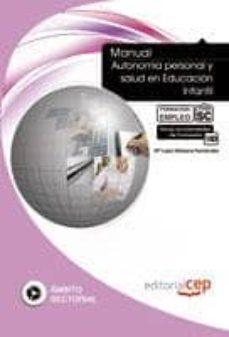 Padella.mx Manual Autonomia Personal Y Salud En Educacion Infantil.formaci On Para El Empleo Image