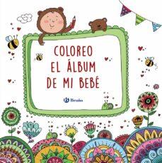 Cronouno.es Coloreo El ÁLbum De Mi Bebé Image