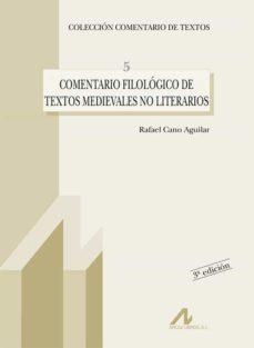Permacultivo.es Comentario Filologico De Textos Medievales No Literarios Image