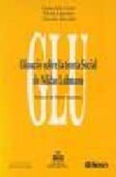 glosario sobre la teoria social de niklas luhmann-giancarlo corsi-elena esposito-claudio baraldi-9788476584927