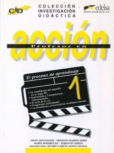 Padella.mx Profesor En Accion (Vol. 1) El Proceso De Aprendizaje Image