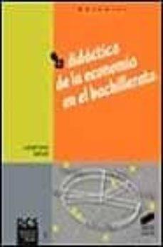 didactica de la economia en el bachillerato-9788477388227