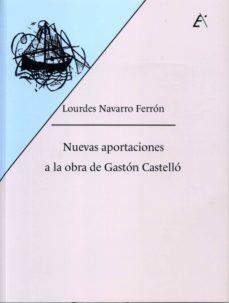 Inmaswan.es Nuevas Aportaciones A La Obra De Gaston Castello Image