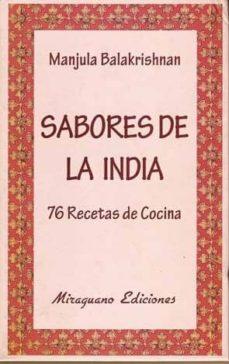 Upgrade6a.es Sabores De La India: 76 Recetas De Cocina Image