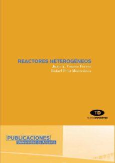 reactores heterogeneos-juan a. conesa ferrer-rafael font montesinos-9788479086527