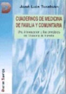 Descargar libro de amazon a kindle CUADERNOS DE MEDICINA DE FAMILIA Y COMUNITARIA RTF iBook MOBI de JOSE LUIS TURABIAN (Literatura española) 9788479781927