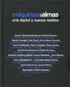 Asdmolveno.it Maquinas Y Almas: Arte Digital Y Nuevos Medios Image