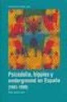 psicodelia, hippies y underground en españa 19-pepe garcia lloret-9788480486927