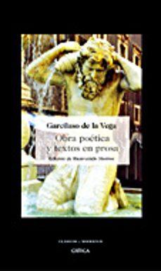 obra poetica completa-garcilaso de la vega-9788484328827