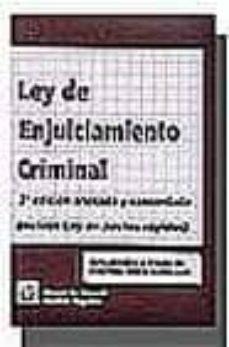Titantitan.mx Ley De Enjuiciamiento Criminal (Incluye Ley De Juicios Rapidos) ( 3ª Ed.) Image
