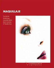 maquillaje (ciclo formativo grado medio)-cruz sanchez sanchez-9788487190827