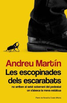 Descargar epub ebooks collection LES ESCOPINADES DELS ESCARABATS de ANDREU MARTIN