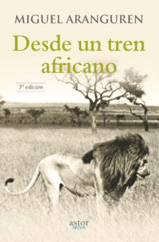 ¿Es legal descargar libros gratis? DESDE UN TREN AFRICANO