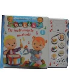 Carreracentenariometro.es Els Instruments Musicals (Mini Diccionario Dels Bebes) Image