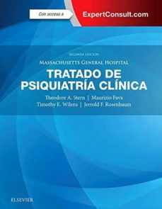 Descargas de libros de amazon MASSACHUSETTS GENERAL HOSPITAL. TRATADO DE PSIQUIATRIA CLINICA (2ª ED.) CHM