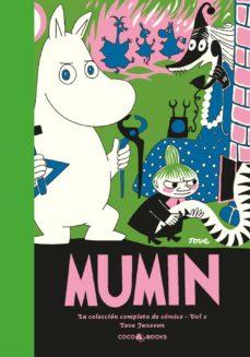 mumin - volumen 2: la coleccion completa de comics de tove jansson-tove jansson-9788494391927