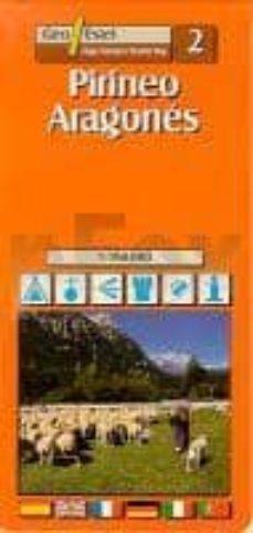 Geekmag.es Pirineo Aragones (Geoestel, 2) (1:150000) Image