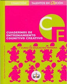 Geekmag.es Cuadernos De Entrenamiento Cognitivo Creativo: 4º Curso De Educac Ion Primaria Image