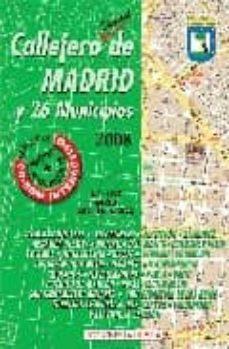 Cdaea.es Callejero De Madrid Y 26 Municipios 2008 Image