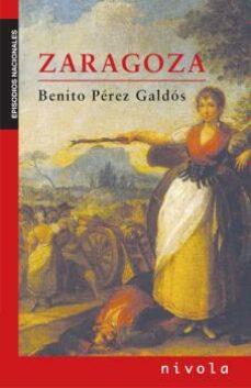 Libros gratis sobre descargas de audio. ZARAGOZA MOBI ePub 9788496566927 in Spanish