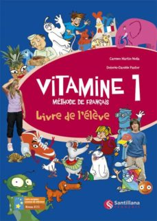 VITAMINE 1 LIVRE ELEVE 5º PRIMARIA FRANCES | VV.AA