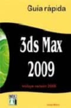 Inmaswan.es 3ds Max 2009: Guia Rapida Image