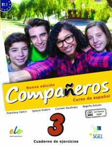 Descarga gratuita de libros electrónicos para mac COMPAÑEROS 3: EJERCICIOS (NUEVA EDICION) (Literatura española) MOBI 9788497789127