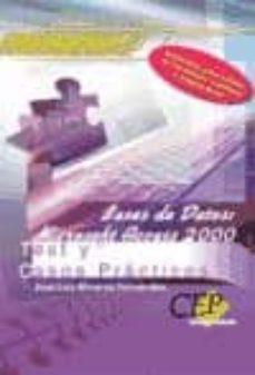 Carreracentenariometro.es Bases De Datos Microsoft Access 2000: Test Y Casos Practicos Image