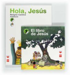 Colorroad.es Religión Católica Hola, Jesús 1º Primaria Andalucía Image
