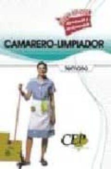 Curiouscongress.es Temario Camarero-limpiador Oposiciones Generales Image