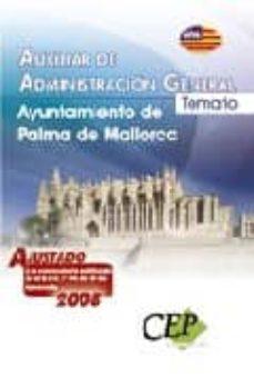 Inmaswan.es Oposiciones Auxiliar De Administracion General Del Ayuntamiento D E Palma De Mallorca Image