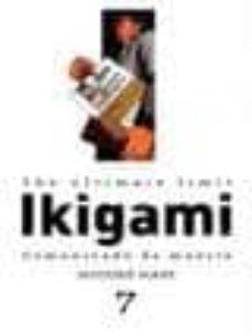 Titantitan.mx The Ultimate Limit Ikigami 7: Comunicado De Muerte Image
