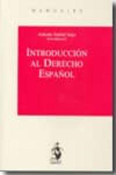Descargar INTRODUCCION AL DERECHO ESPAÃ'OL gratis pdf - leer online