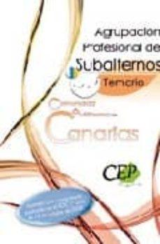 Ojpa.es Temario Oposiciones Agrupacion Profesional De Subalternos Comunid Ad Autonoma De Canarias Image