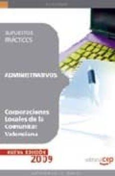 Inmaswan.es Administrativos Corporaciones Locales De La Comunitat Valenciana: Supestos Practicos Image